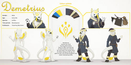 Demetrius - reference sheet by TheBlack-Arrow