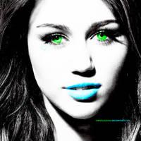 Miley Display. by cyruslicious
