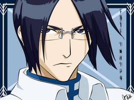 Uryu Ishida by soraxP