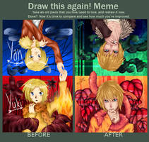 Before After Meme by 4th-reset