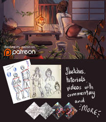 Patreon Launch! by 4th-reset