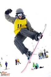 Snowboard by Junior-rk