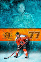 77 HC LEV - Hockey Poster by Junior-rk