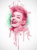 Punk Marilyn by Tizyhunter