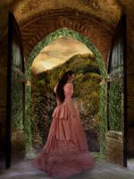 Misty Rose by FanFrye24
