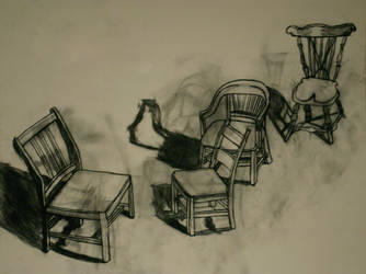 Chairs Galore by FanFrye24