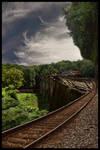 Railroad by FanFrye24