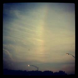 A Faint Rainbow by FanFrye24