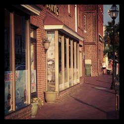 Walking Down Main St. by FanFrye24