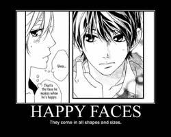 Happy Faces by Valoja