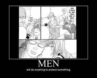 Men by Valoja
