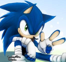 Sonic Synergy by SonicSpeedz