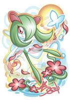 Kirlia by Star-Soul