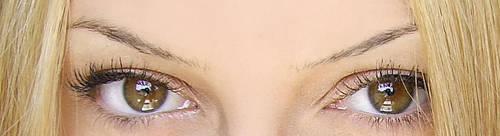 My eyes by DessieYo