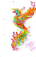 Phoenix by wHiteRaBBITtunedUP