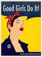 GOOD GIRLS DO IT by neopren
