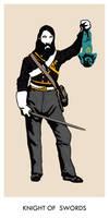 Knight Of Swords by neopren
