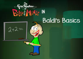 FAKE FANMAKE TITLE CARD Billy and Mandy Episode by K9X-Toons
