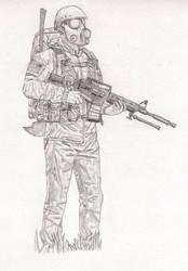 Survivor (DayZ) by PivotShadow