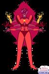 NEW Blood Pink Alexandrite by SfCabanas15