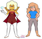 Sharon and Hessonite by SfCabanas15