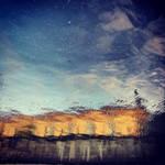 sky under Berlin by siby