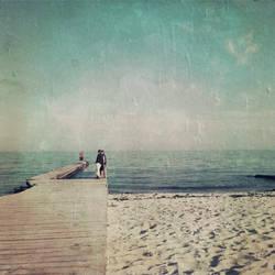 Scandinavian summer by siby