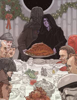 Season's Greetings from the EMPIRE by McQuade