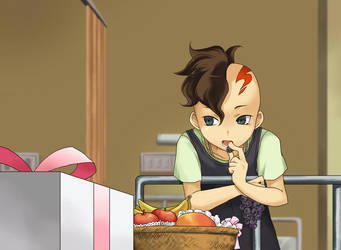 IN11:Fudou by quackmire