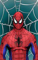 Spider-Man by LewisTillett