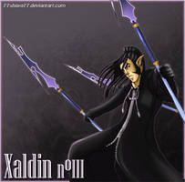 Organization XIII: Xaldin by 77Shaya77
