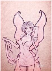 Georgia, the Fairy of Love by 77Shaya77