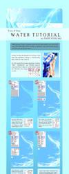 4-step Water Tutorial by yuuike