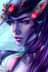 Overwatch - Widowmaker  by yuuike