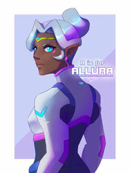 A is for Allura by ChiwwyDawg