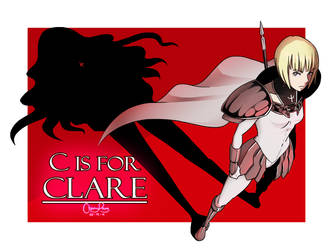 C is for Clare by ChiwwyDawg