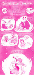 The Five Love Languages (Chise and Elias) by ChiwwyDawg