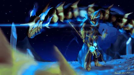 Stardust Summoner by Bohrokki