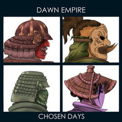 For Honor: Chosen Days by ThisJPguy