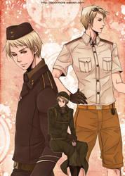 APH : Uniform Fetish01 by opor-more