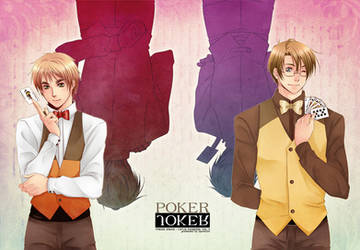 APH : Poker Joker by opor-more