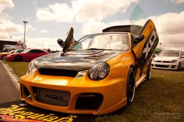 Subaru by Dredmix