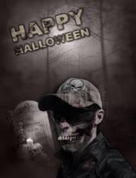 Happy Halloween by Dredmix