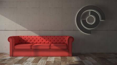 Room Render by Dredmix