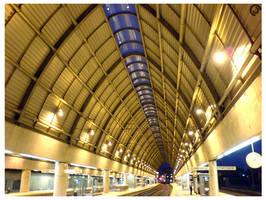 Train Station by Dredmix
