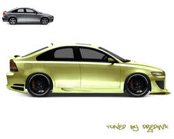 VT Volvo S40 by Dredmix