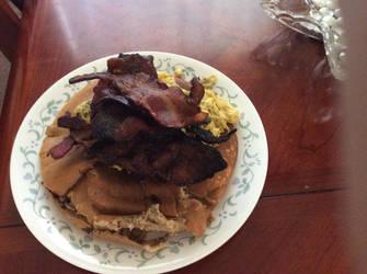 My breakfast by Cameron112367