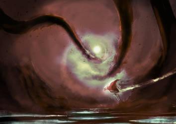 Planete inconnue by lou-Sopran