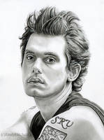 John Mayer by EmilyHitchcock