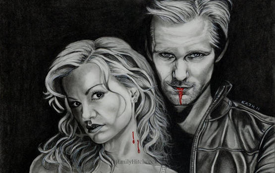Eric And Sookie by EmilyHitchcock
